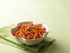 Enjoy these delicious maple and orange flavored sweet potatoes that are perfect for a side dish.