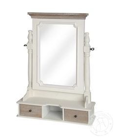 Pavilion Dressing Table With Two Drawers