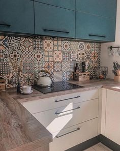 Home Decor Kitchen, Decoration, Kitchen Cabinets, Kitchens, Decor, Cabinets, Decorations, Decorating, Dekoration