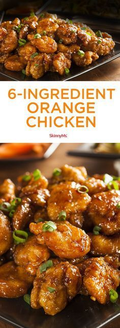 Healthy Dinner Recipes : Orange Chicken – Healthy & Lifestyle : Explore & Discover the best and the most trending Healthy Tips, Ideas & Inspiration Asian Recipes, Healthy Recipes, Ethnic Recipes, Jamaican Recipes, Chinese Recipes, Turkish Recipes, Veggie Recipes, Healthy Food, Good Food