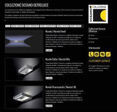 L'azienda di illuminazione, nata nel 1981 dall'idea di alcuni giovani designer, rinnova il proprio sito attraverso una nuova grafica e un ampliamento dei contenuti, strutturati in modo semplice e intuitivo, cosi da facilitare la navigazione.