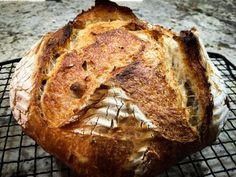 I am very excited about this bread, because I came up with the formula myself. Well, that is not completely true, as we all follow the footsteps of more experienced folks. Sometimes a dear Grandma,…