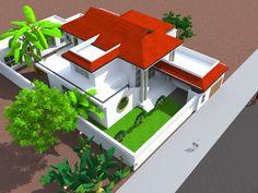 Projet de construction d'une Villa a Abidjan en Cote dIvoire