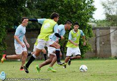 Les compartimos algunas imágenes del entrenamiento de esta mañana, #DaleVenados rumbo al Ap2013