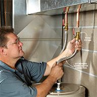 Even pro plumbers run into unforeseen problems on the job. Veteran plumber Les Zell shares the cool tools and tips he uses to get out of those inevitable jams.