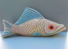 Cerámic fish by Ricardo Stefani