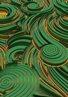 Infinity Art Print by Danny Ivan | Society6