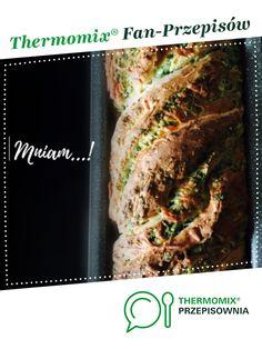 Chlebek pietruszkowo-czosnkowy jest to przepis stworzony przez użytkownika sosekowska. Ten przepis na Thermomix<sup>®</sup> znajdziesz w kategorii Słone wypieki na www.przepisownia.pl, społeczności Thermomix<sup>®</sup>. Yummy Drinks, Pesto, Turkey, Beef, Cooking, Food, Kitchen, Thermomix, Meat