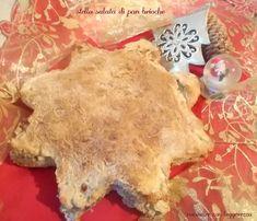 Stella+salata+di+pan+brioche+-+lievito+madre
