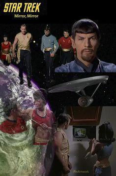 Star Trek Tos Episodes, Star Trek Tv Series, Star Trek Show, Star Trek Original Series, Star Wars, Star Trek Posters, Spock And Kirk, Star Trek Images, Star Trek Collectibles