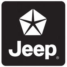 The first production Jeep made its original debut in 1941 for military duty. Jeep vehicles have later on built their reputation as the world. Car Badges, Car Logos, Auto Logos, Chrysler Logo, Mopar Jeep, Jeep Jeep, Jeep Stickers, Jeep Parts, Car Illustration