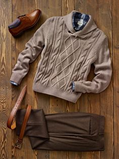 Outfit grid - Modern classic