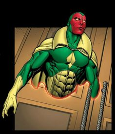 Vision by Frank Cho