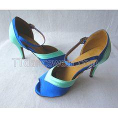 http://www.ttdancewear.com/latin-salsa-shoes/Free-Shipping-Wholesale-Blue-Green-Satin-Ballroom-Latin-Salsa-Dance-Shoes