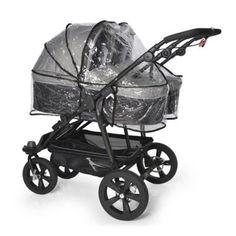 Pláštenka TFK na kočík Twin Adventure/Trail hlboké vaničky) 2 Kind, Baby Strollers, Twins, Design, Products, See Through, Tub, Rain, Snow