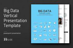 Big Data Vertical Template @creativework247