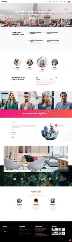 Join the community of striking websites with Arrosa, a creative multipurpose WordPress theme. Shop Layout, Layout Design, Color Switch, All Themes, Social Icons, Advertising Agency, Business Presentation, Start Up Business, We The People