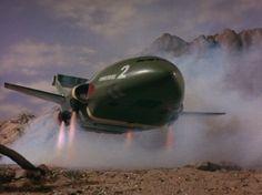 Lift off – Thunderbird 2