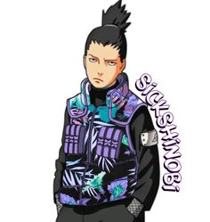 """What a drag"" -Shikamaru Nara"