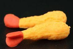 Extra Crunchy Tempura Eraser Pair