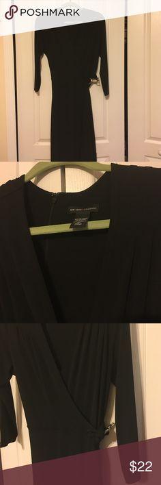 New York & Company Black Dress XL Never Worn Black Dress by New York & Company Size XL NWOT New York & Company Dresses Midi