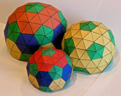 Chapter 9: Mathematics -- Build a homemade geodesic dome