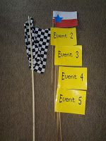 Cookin' Up Fun With Middle School Math: The Amazing Math Race
