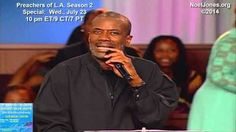 Teens Youth Ministry: Bishop Noel Jones Thanking God For Fresh Oil