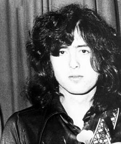 """ Jimmy Page in 1974 """