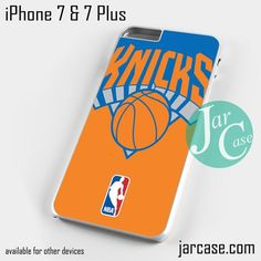 knicks NBA Phone case for iPhone 7 and 7 Plus