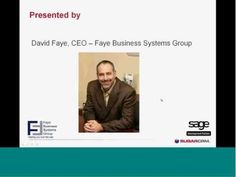 #SugarCRM #Sage MAS 90 and MAS 200 Integration Application Demonstration. Speak to us now for your own demo. http://www.fayebsg.com/sugarcrm-home/sugarcrm-%E2%80%93-sage-mas90-integration/