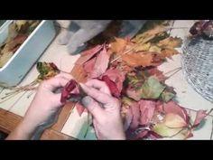 růže z javoru na věnečky Mikyna - YouTube