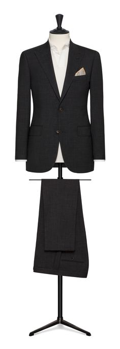 charcoal grey made to measure suit Made To Measure Suits, Charcoal, Blazer, Grey, Jackets, Fashion, Gray, Down Jackets, Moda