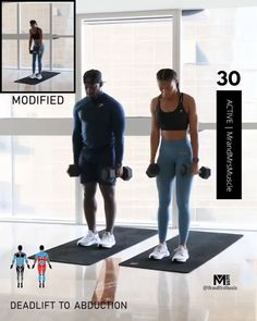 Full Body Hiit Workout, Gym Workout Videos, Gym Workout For Beginners, Fitness Workout For Women, Fitness Goals, Gym Workouts, At Home Workouts, Fitness Motivation, Workout Challenge