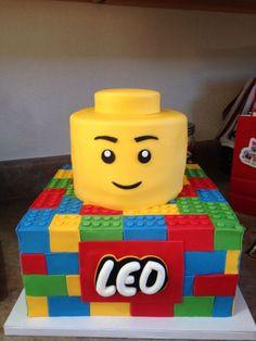 Lego cake -  Children's Birthday Cake