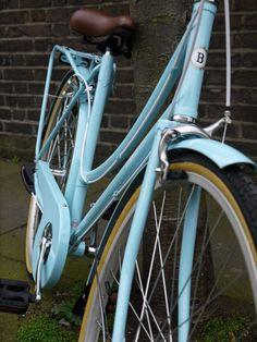 Bobbin Bicycles Birdie Bike in Sky Blue