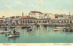 Postales de Cartagena de cualquier época