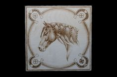 Pyrography, Wood Burning - Portrait of a Horse - made to order by SantoArt on Etsy https://www.etsy.com/listing/228385033/pyrography-wood-burning-portrait-of-a