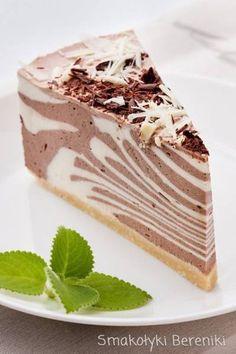 Baklava Cheesecake, Blueberry Cheesecake, Cake Cookies, Cupcake Cakes, Mousse, Polish Recipes, Russian Recipes, Cake Recipes, Good Food
