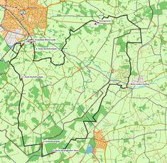 Winterswijk - Burlo - Oeding (35 km) # Een GPS-fietsroute door de mooie omgeving van Winterswijk. Hier is de Achterhoek op zijn mooist met natuurgebieden, riviertjes en kleinschalige landbouw.