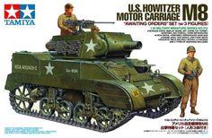 Model Tamiya 35312 U.S. Howitzer Motor Carriage M8