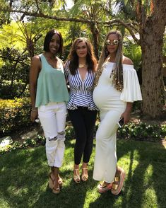 Beyonce Shows Off Baby Bump at Easter Celebration With Kelly Rowland - Us Weekly