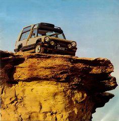 1981 Talbot Matra Rancho