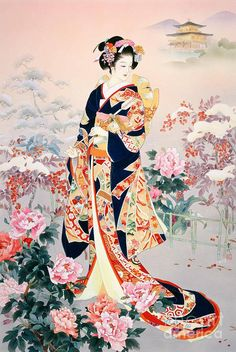 ehdu - Haruyo Morita. Artiste japonais.