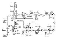 john deere wiring diagram on seat wiring diagram john deere lawn rh pinterest com John Deere Ignition Switch Diagram John Deere Parts Diagrams