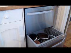 Using A Two Dual Drawer Dishwasher John Lewis Fisher And Paykel Jlbidws1802