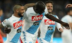 Napoli slår Fiorentina med hele 4-1.