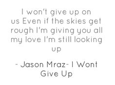 Love this song and the lyrics