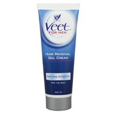 Veet for Men Hair Removal Gel Creme 200 ml:Amazon.co.uk:Health & Personal Care