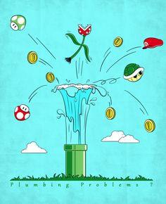 Plumbing Problems by Elias El Daoud